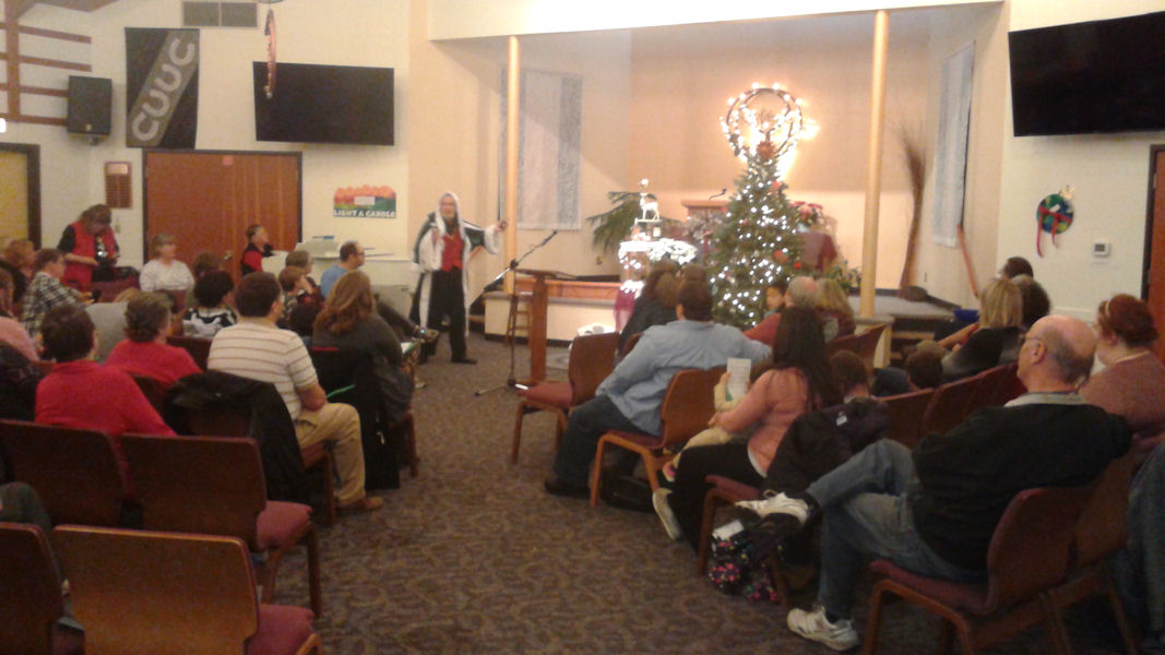 Festival of Light - Rev Doak Mansfield helps us celebrate the turning of the seasons